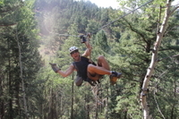 Rocky Mountain Zipline Adventure from Denver Photos