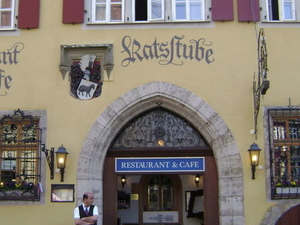 Overnight Frankfurt to Munich - Romantic Road, Rothenburg Photos