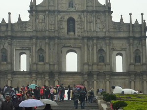 Macau Day Trip from Hong Kong Photos