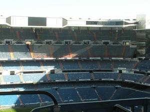 Madrid City Tour and Santiago Bernabeu Stadium Photos