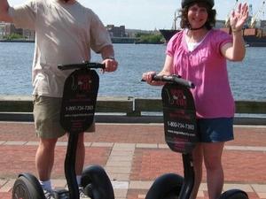 Baltimore Inner City Safari Segway Tour Photos