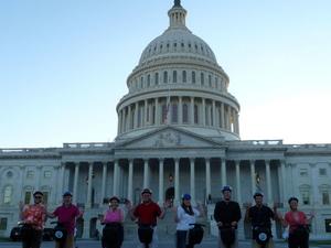 Washington DC Segway Night Tour Photos