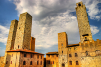 Small-Group San Gimignano and Volterra Day Trip from Siena Photos