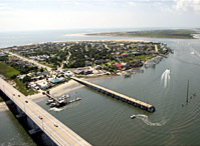 St. Augustine and Porpoise Point Helicopter Tour Photos