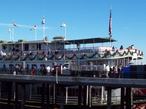 Steamboat Natchez Harbor Cruise Photos