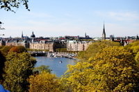 Stockholm Historical Walking Tour Photos