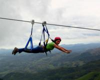 Superman Zipline Course at Adventure Park Costa Rica Photos