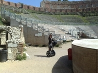 Taormina Shore Excursion: City Segway Tour Photos