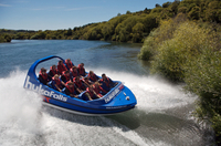 Taupo Adventure Combo: Jet Boat Ride, Helicopter Flight, Scenic Cruise and Whitewater Rafting  Photos