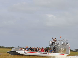 Miami Everglades Airboat Adventure with Biscayne Bay Cruise Photos