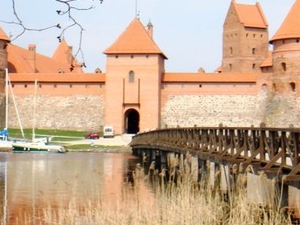 Trakai Castle and Museum Tour Photos