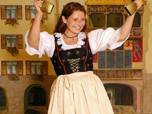 Tyrolean Folk Show in Innsbruck Photos