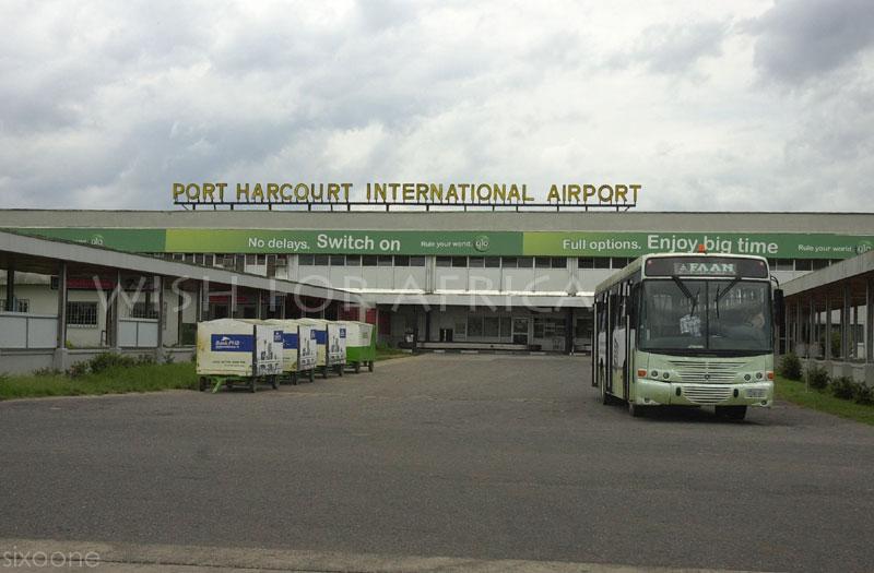 Port Harcourt International Airport Nigeria Tourist