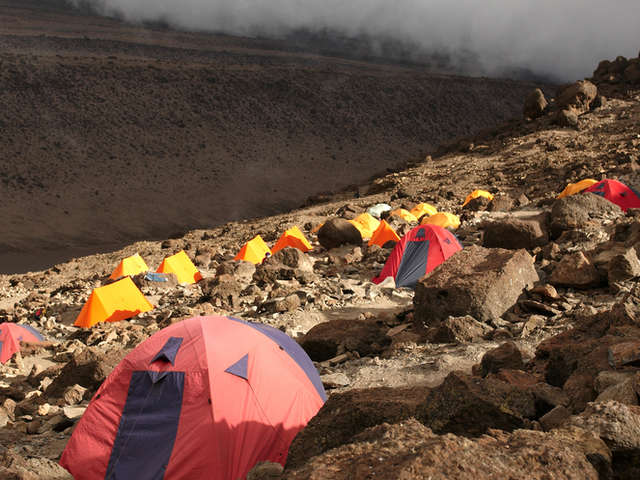 Lemosho Route - 9 Day Kilimanjaro Climb