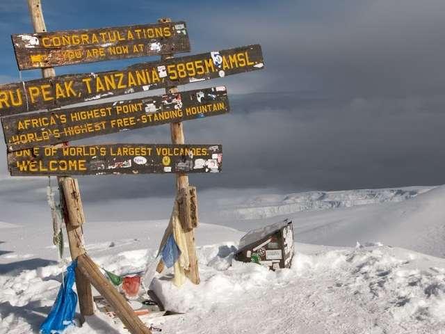 Kilimanjaro via the Marangu Route: