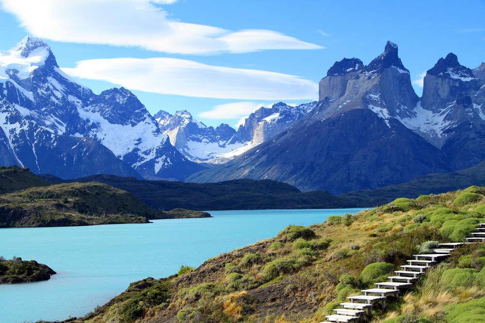 Patagonia South America >> W Trek Torres Del Paine